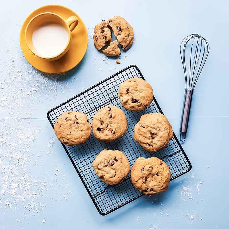 délicieuse recette de biscuit au chocolat