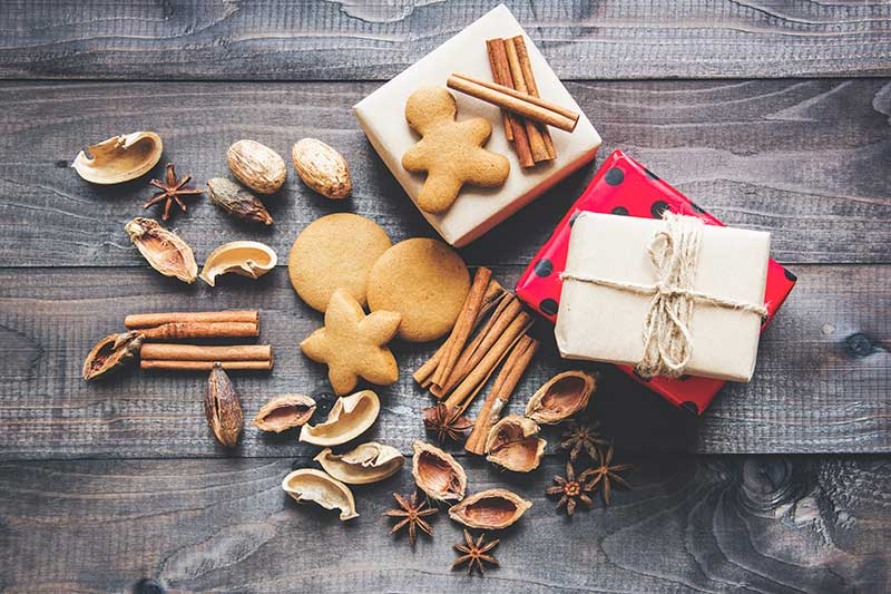 best food and recipes for winter christmas