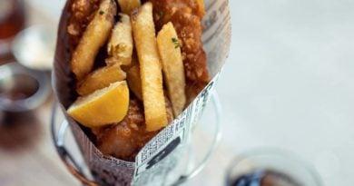 Air Fried Chicken Fingers (Fiesta Version)