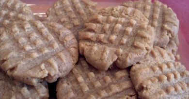 dessert cookie recipe, peanut butter cookie