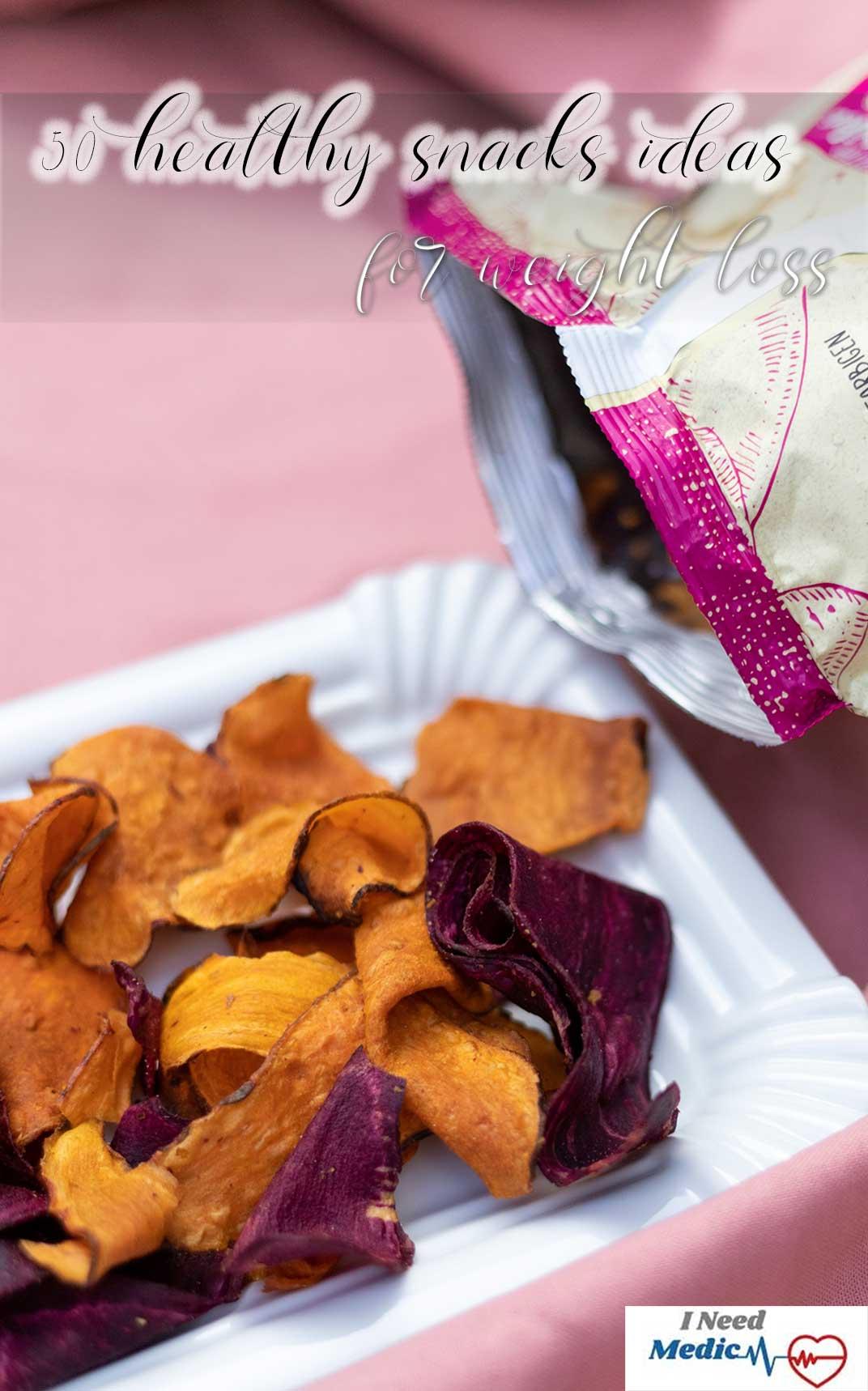 best healthy snack ideas