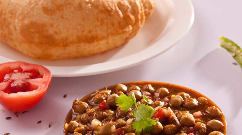 Channa Bhatura recipe, popular indian dishes