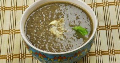 Kaali Daal, Daal Makkhani, Simplest Black Lentils Stew