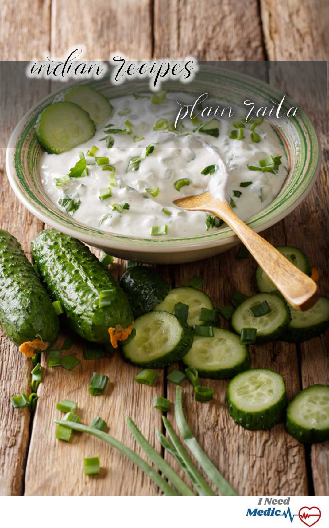 indian food, raita yogurt recipe