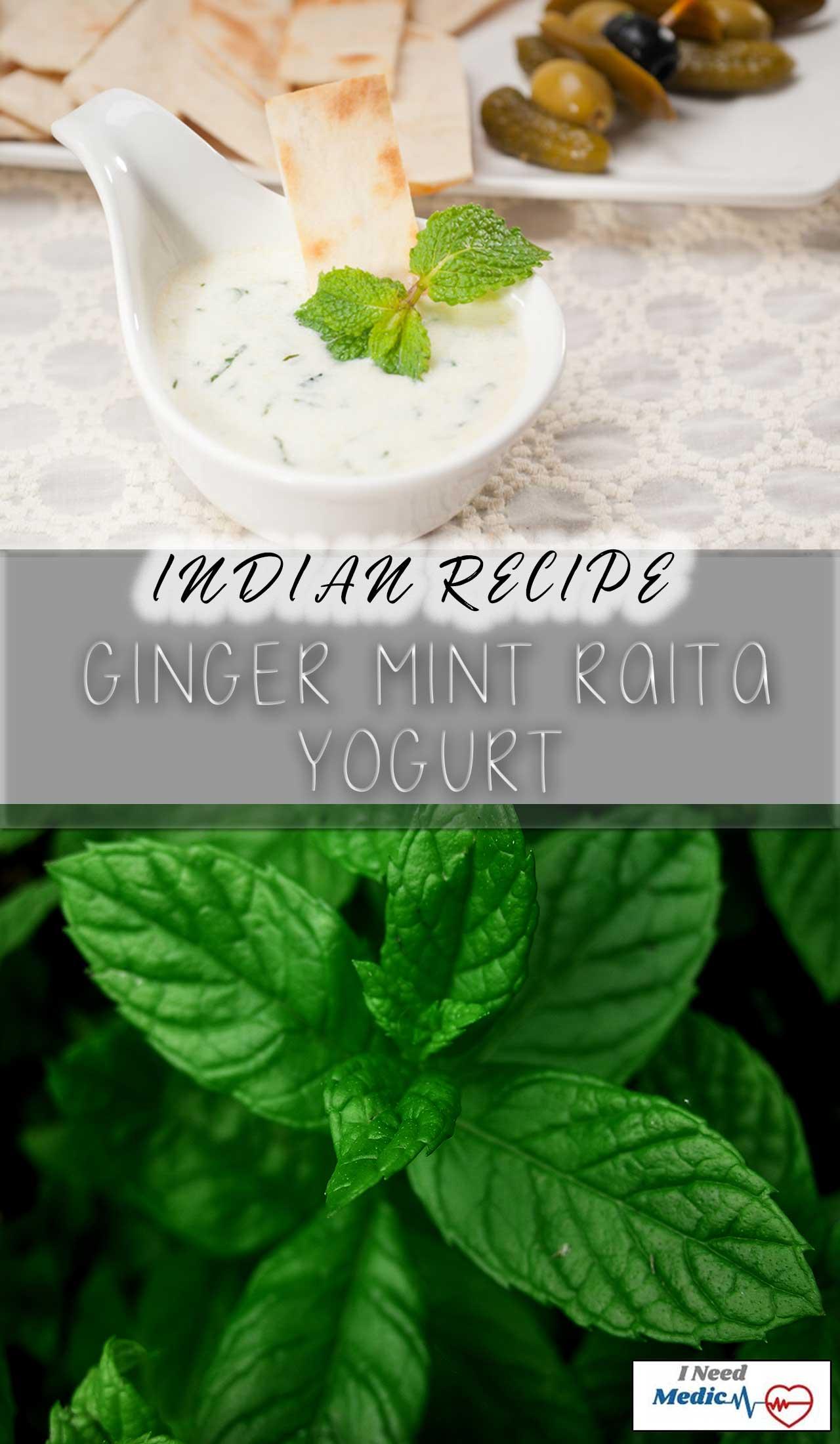 indian raita recipe