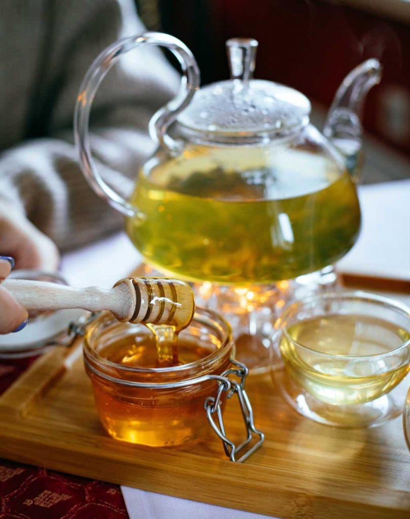 hechos de miel