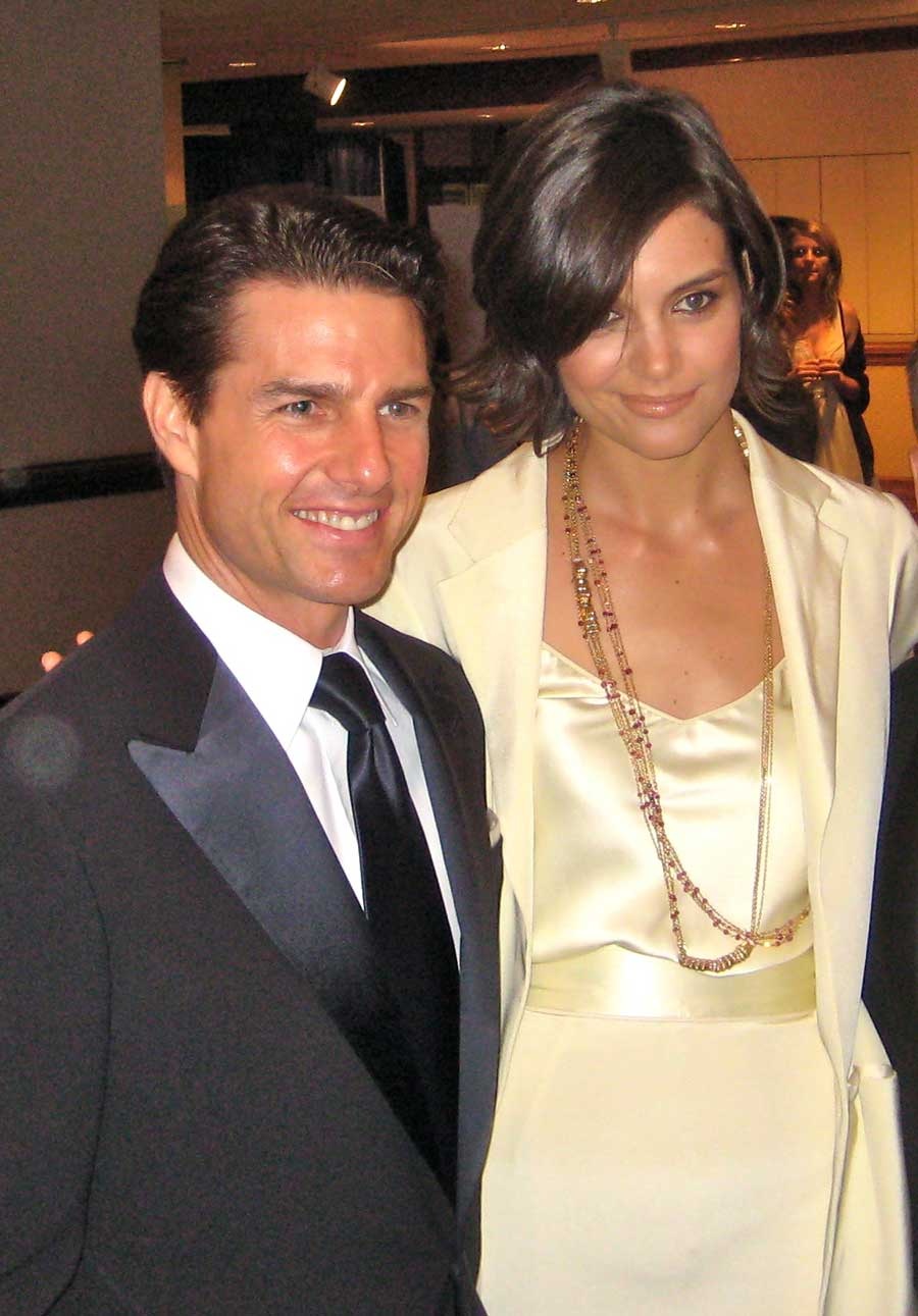 tom cruise, hot katie holmes famous actress