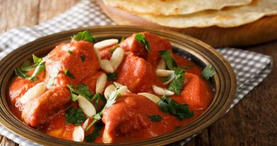 Murgh Makhani, Indian Butter Chicken)
