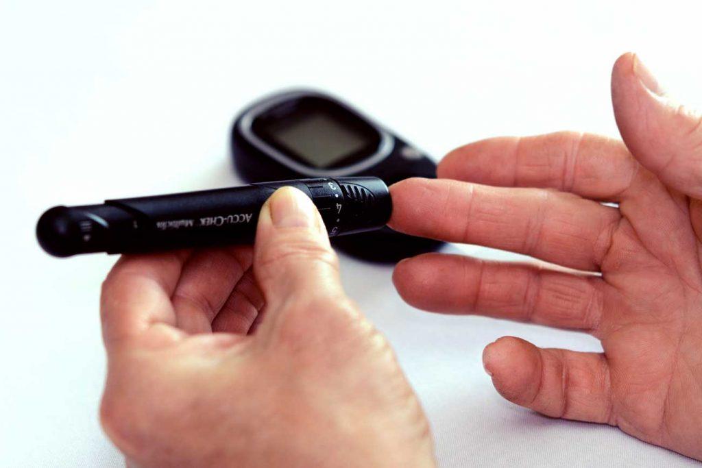 tests sanguins de diabète de type 2