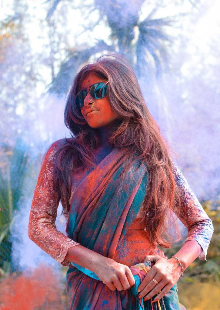 hot indian woman design