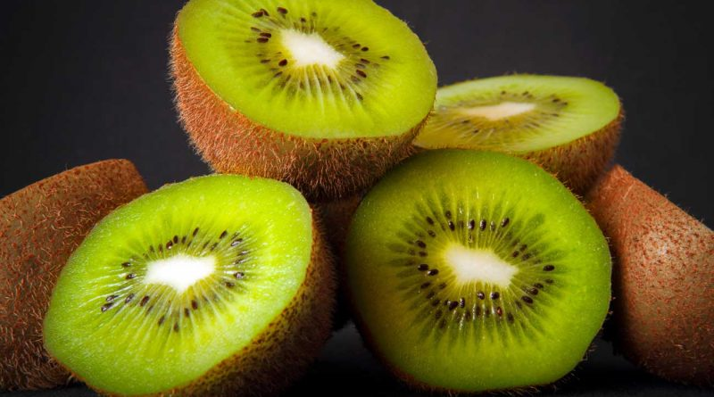 healthy lifestyle with kiwi