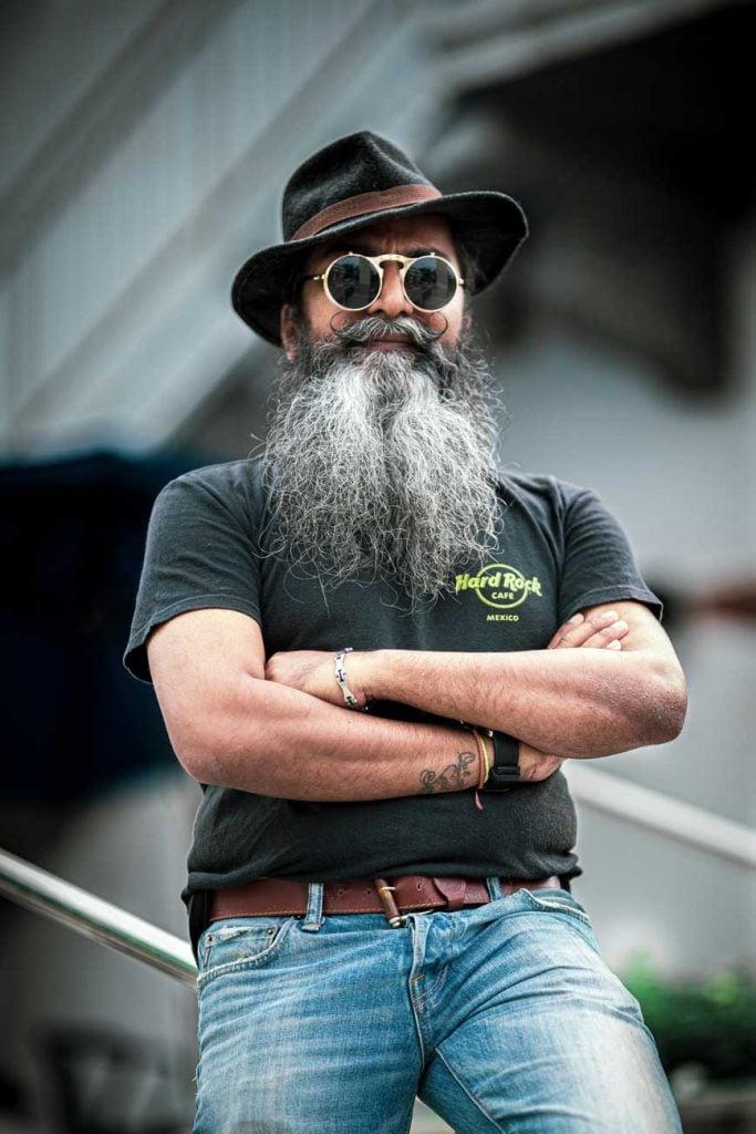 amazing beard style