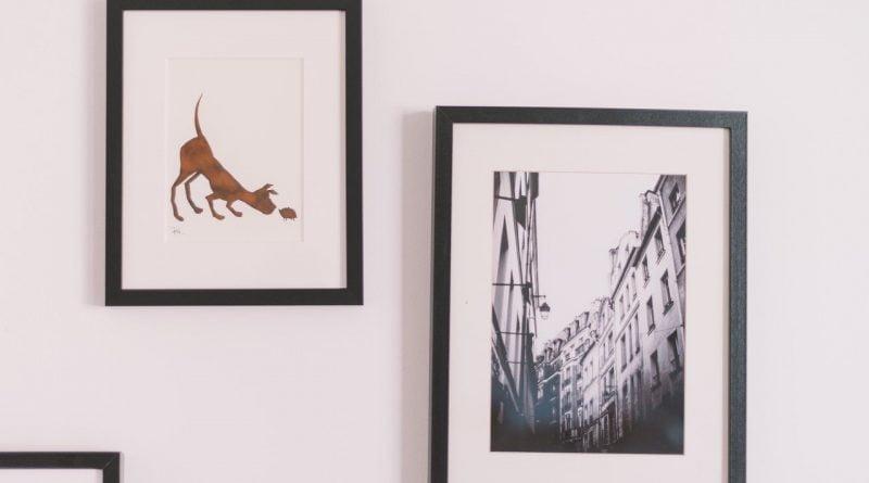 5 DIY Photo Wall Ideas: Wall Hanging